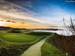 Ballycastle golf club 0.3 miles away. Special rates for our guests
