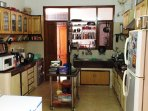 Fully furnished and fnctional Kitchen