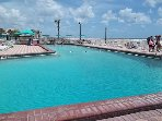 We have one of the nicest pools and it is right next to the ocean.  Relax in hot tub and enjoy life.
