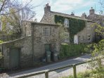 Ivy cottage Carleton in Coverdale