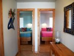 2 Guest Rooms
