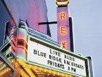 Historic Rex Theater--Live Music