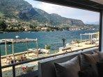 Lido di Lenno, lovely lake beach 20 minutes away