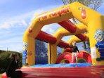 Plenty of fun for the children