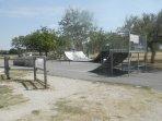 Skate park à 300 m de la maison