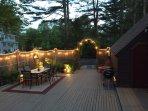 Gorgeous Deck lighting