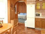 A2(6): kitchen and dining room