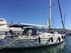 Safe, secure, cool and calm mooring in San Antonio