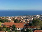 Beautiful sightseeing  of Funchal  bay from Lena's Place!