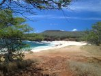 Hike the coast and discover secluded beaches