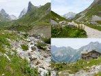Pralognan la Vanoise en été idéal pour les ballades