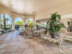 Windsor Hills resort lobby
