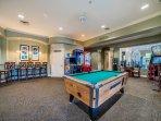 Windsor Hills resort game room