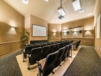 Windsor Hills resort private movie theater