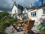 Relax in the Cumbria sunshine