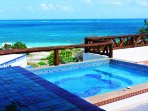Condo with pool 50 meters from the beach  // Rivie