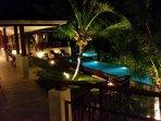 Lord Jim Retreat Koh Phangan: Sea view - Haad Thong Lang Bay and Koh Ma - Private pool Villa rental