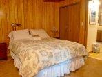 One of three bedroom