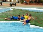 Paddling pool in Ventnor