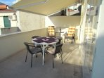 Apartment with 20m2 terrace