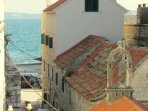 Distance to sea from Apartment with 20m2 terrace