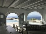 MYKONOS SUNSET VIEW VILLA
