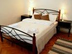 Deluxe apartment bedroom 2