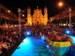 Piazza Duomo Terrasini (eventi serali)