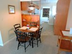 Enjoy a coffee or chat in one of 2 dining areas