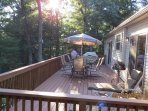 one rear deck 2016 to great lake views