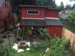 your tiny house and garden