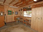 Garage Bonus Area - Darts