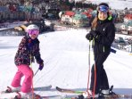 Tremblant Eastern Canada's Number 1 Ski Destination, These Are My Girls Crushing it