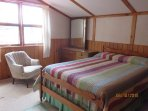 double bed/ large bedroom