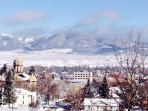 Lewistown -- The Heart of Montana