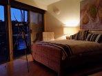 Bedroom at Sunrise