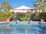 Villa con piscina privada para 10 personas