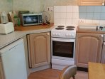 Woodcarvers kitchen