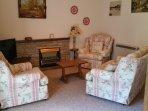 Woodcarvers lounge