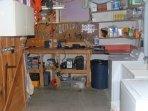 Workbench/Utility Rm