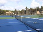 Make sure to pack your tennis racket on your next trip to Seabrook - 2 brand new tennis courts and pickle ball courts...
