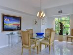 Formal DIning Room seating for Six