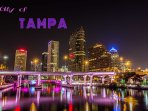 Tampa has a Busch Gardens, Zoo, Aquarium, Amalie arena, Museums, the river walk...