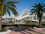 Orlando area rentals near the Orange County Convention Center
