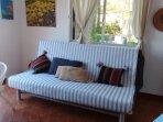 sofá cama salón