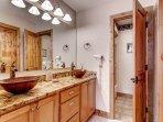 Ski Hill Condo 29 Master Bathroom