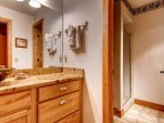Ski Hill Condo 29 Bathroom