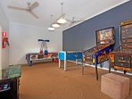 Kids entertainment room at Grand Chancellor (on Coral Coast Drive)