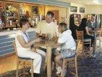 Onsite Bar/restaurant