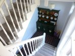 Shared entrance hall/ stairs